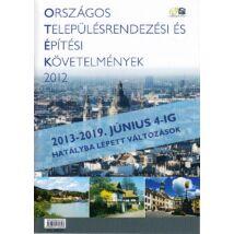 OTÉK 2013-2019. június 4-ig hatályba lépett változások