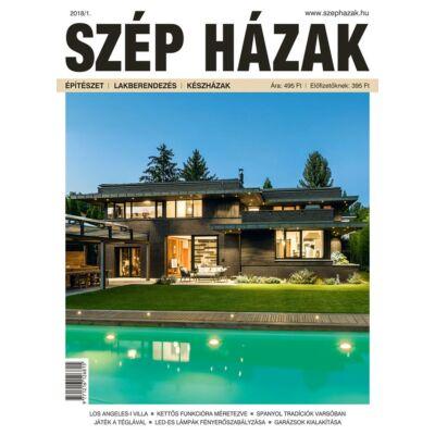 Szép Házak 2018/1.