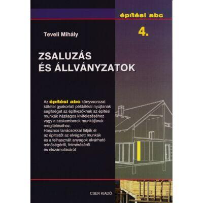 Építési ABC 4. - Zsaluzás és állványzatok