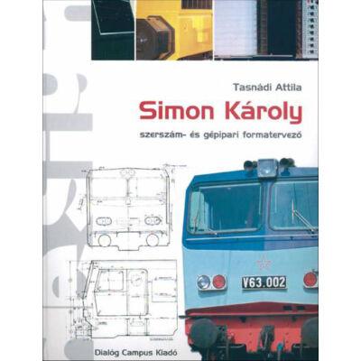 Simon Károly szerszám- és gépipari formatervező