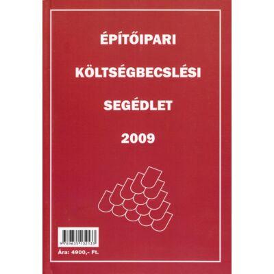 Építőipari költségbecslési segédlet 2009