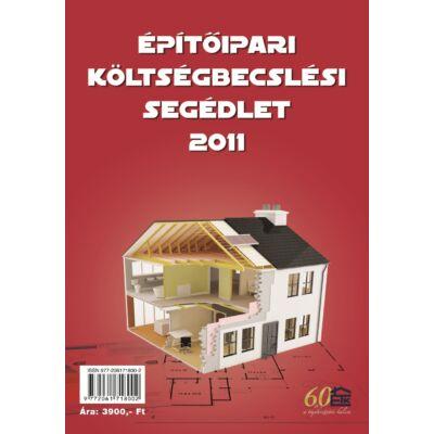 Építőipari költségbecslési segédlet 2011