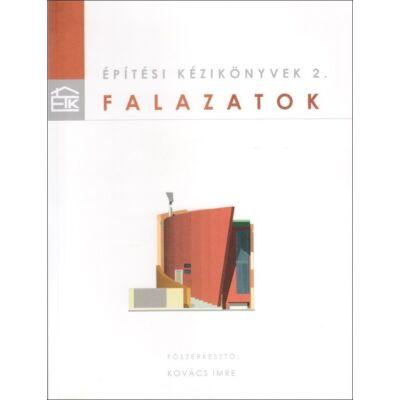 Falazatok – Építési kézikönyvek 2. (2002 kiadás)