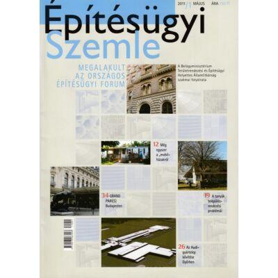 Építésügyi Szemle 2011/1.