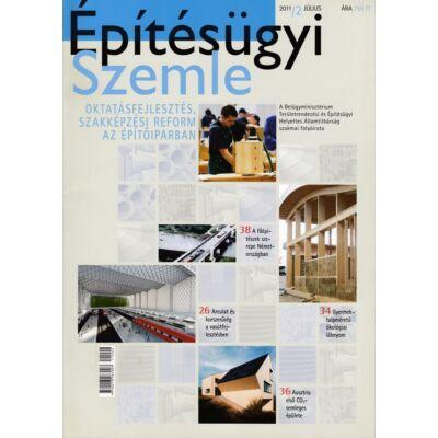 Építésügyi Szemle 2011/2.