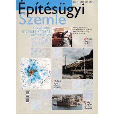 Építésügyi Szemle 2011/3-4.