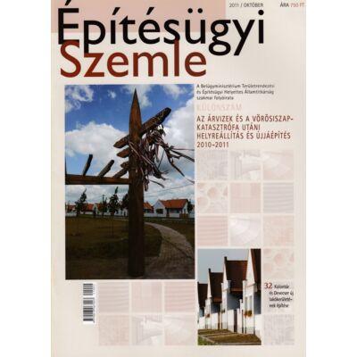 Építésügyi Szemle 2011. különszám