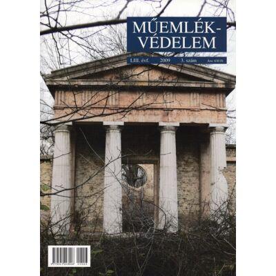 Műemlékvédelem 2009/3.