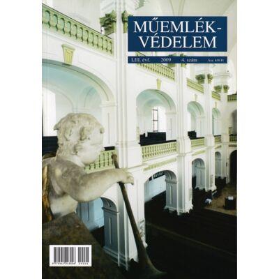 Műemlékvédelem 2009/4.