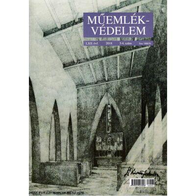 Műemlékvédelem 2018/3-4.