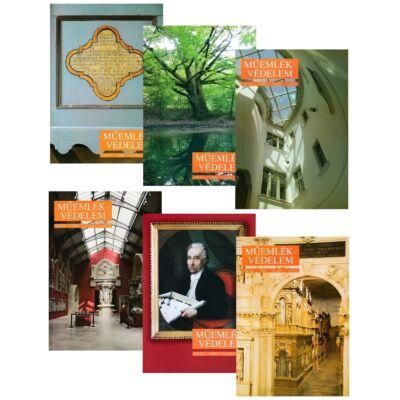 Műemlékvédelem LII. évfolyam (2008)