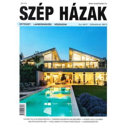 Szép Házak 2014/5.