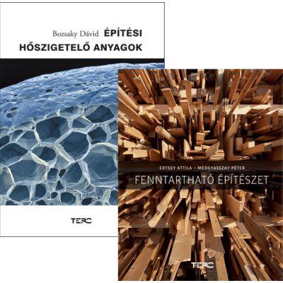 Fenntartható építészet + Építési hőszigetelő anyagok