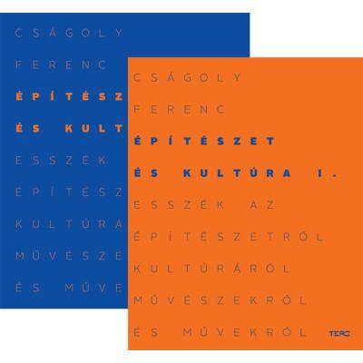 Építészet és kultúra I-II. kötet
