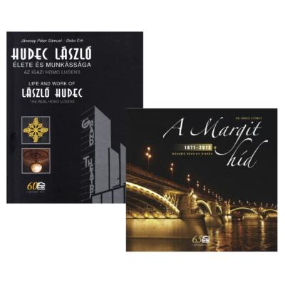 A Margit híd 1871-2013, 2. bővített kiadás - Hudec László élete és munkássága