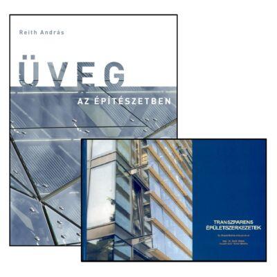 Üveg az építészetben + Transzparens épületszerkezetek