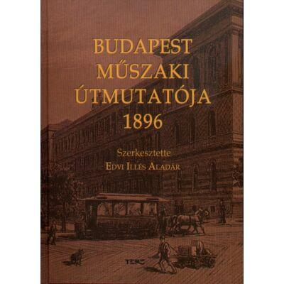 Budapest műszaki útmutatója 1896