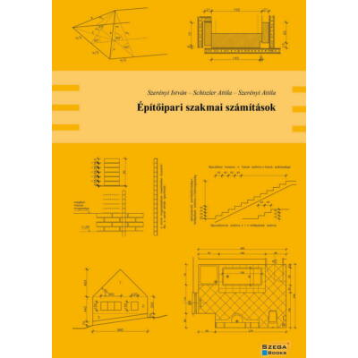 Építőipari szakmai számítások
